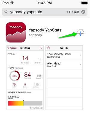 YapStats - iOS